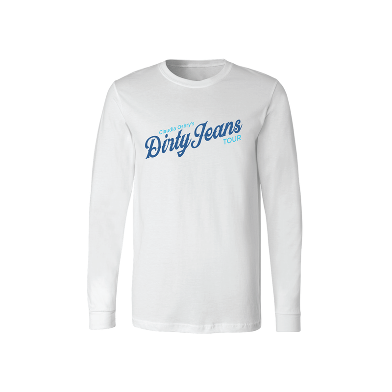 Dirty Jeans Tour Long Sleeve