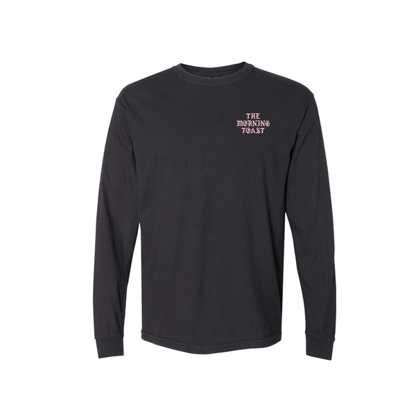 TMT Olde English Black Long Sleeve