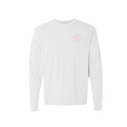 TMT Olde English White Long Sleeve