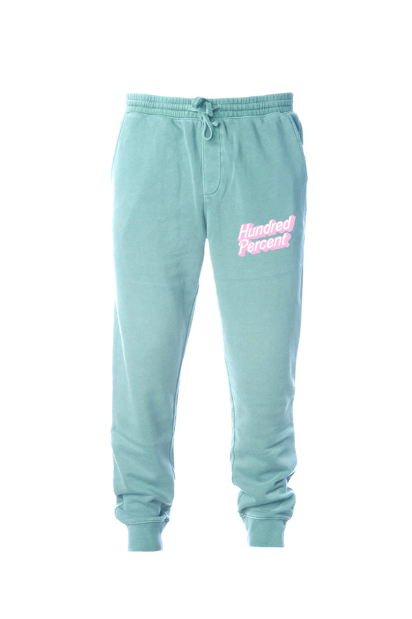 Hundred Percent Mint Joggers