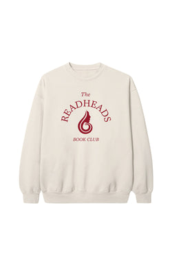 The Readheads Bone Crewneck