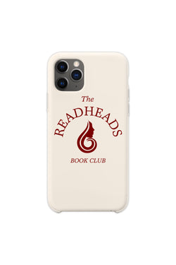 The Readheads Cream Phone Case