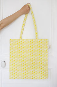 tote bag Jacquard nuage Studio Walkie Talkie