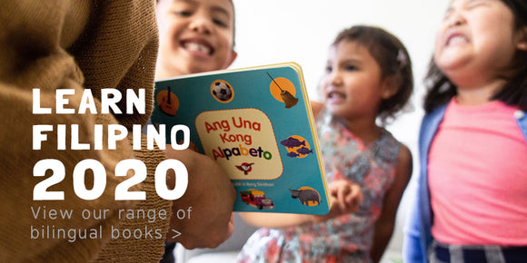 bilingual books filipino