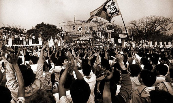 EDSA revolution people power