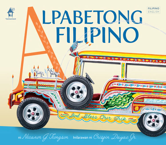ALPABETONG FILIPINO (Board Book Edition)