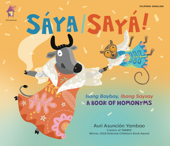 SAYA/SAYA! A Book of Homonyms