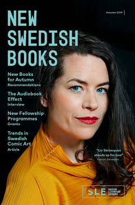 New Swedish Books, autumn 2019