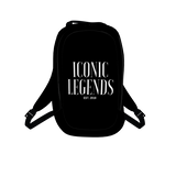 Iconic Legends Black Backpack