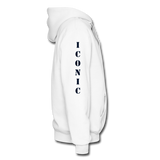 Iconic Legends Clean-Line  Hoodie - white