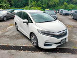 2016 USED HONDA SHUTTLE GK81004468 SLG3573P