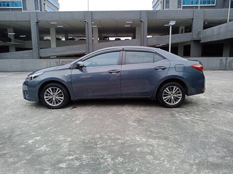 2015 USED TOYOTA COROLLA ALTIS MR053REH104534264 SJY8126T