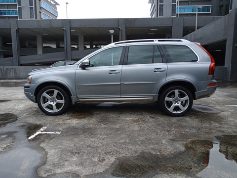 2013 USED VOLVO XC90 YV1CT2457D1666130 SMX1337S