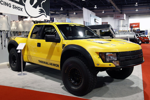 2014 Ford Raptor Luxury Prerunner One Piece