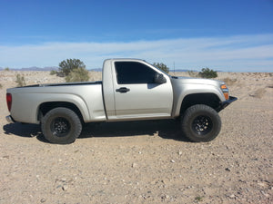 2004-2014 Chevy Colorado Fenders