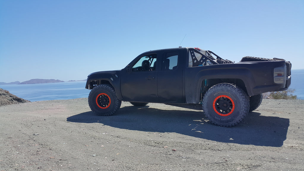 2007-2013 Chevy Silverado To 2018 Luxury Prerunner Conversion Bedsides