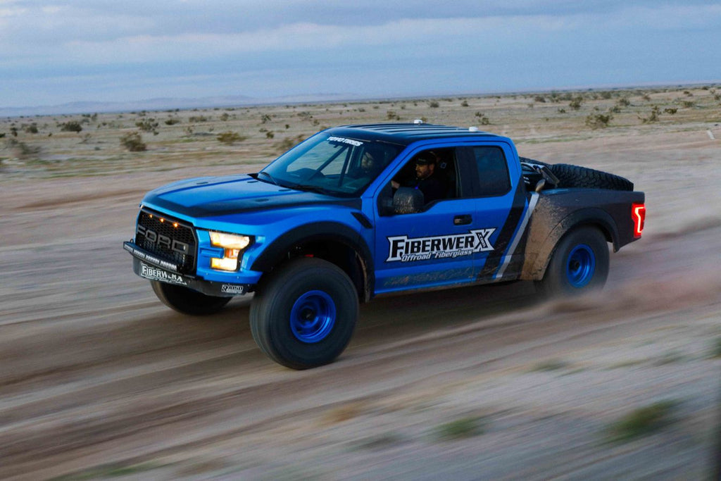 2015-2017 Ford F-150/Raptor Luxury Prerunner One Piece