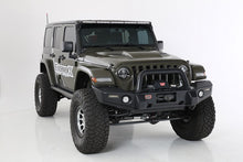 "Load image into Gallery viewer, 2007-2017 Jeep JK to JL ""RebelX"" Conversion Grille"