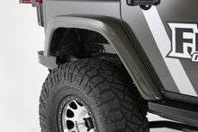 "Load image into Gallery viewer, 2007-2017 Jeep JK to JL ""RebelX"" 4 Piece Fender Kit"