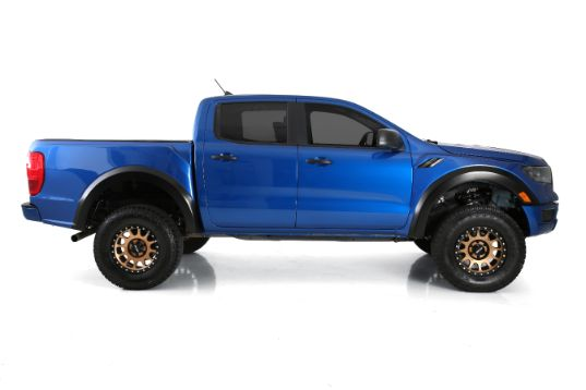 "2019-2021 Ford Ranger Fenders - Raptor Styling - 3.5"" Bulge"