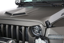 "Load image into Gallery viewer, 2018+ Jeep JL FiberwerX ""Stealth"" Grille"