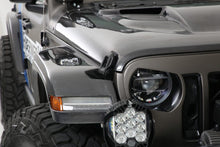 "Load image into Gallery viewer, 2018+ Jeep JL FiberwerX ""RebelX"" Grille"