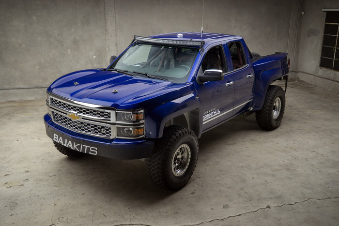 2014-2018 Chevy Silverado One Piece