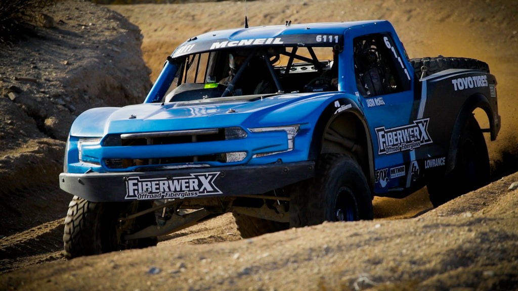 2020 Ford F-150 Roush Trophy Truck Body