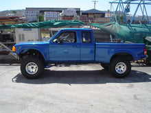 Load image into Gallery viewer, 1983-1992 Ford Ranger Bedsides