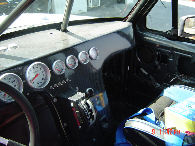 Mid Size Race Dash w/ Built In Center Console