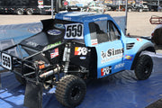 2012 FiberwerX Mini Raptor Trophy Kart Body