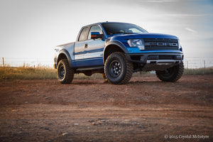 "2010-2014 Ford Raptor +2.5"" Fenders"