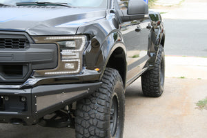 2018-2020 Ford F-150 Fenders