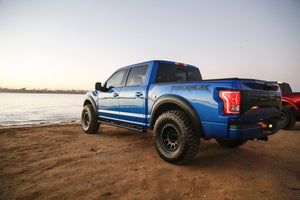 2015-2017 Ford F-150 To Raptor Conversion Fenders