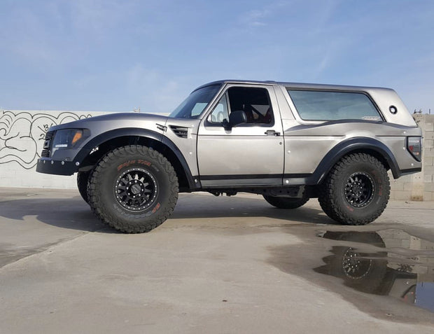 1980-1996 Ford F-150 To 1st Gen Raptor One Piece Conversion