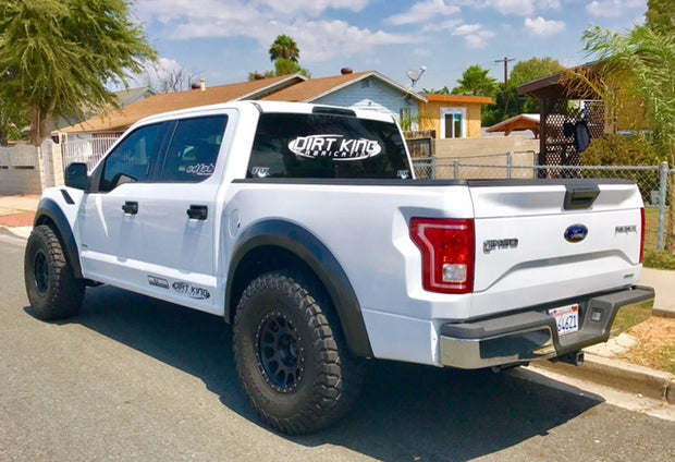 2015-2019 Ford F-150 To Raptor Conversion Bedsides
