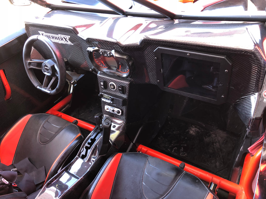 Can-Am Maverick X3 - Dash