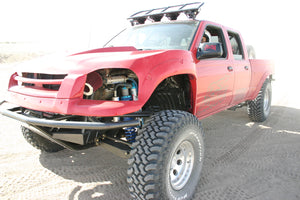 1998-2004 Nissan Frontier One Piece