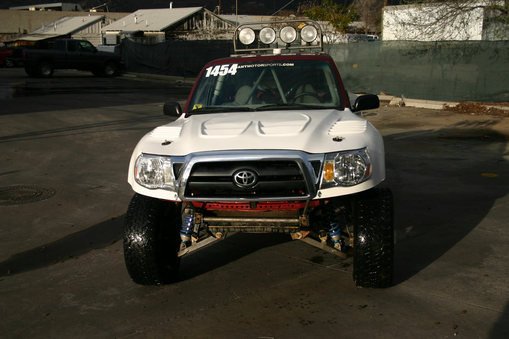 1996-2004 Toyota Tacoma To 2011 Tacoma One Piece Conversion