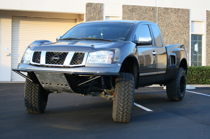 2004-2015 Nissan Titan One Piece