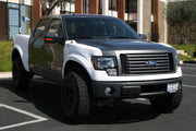 2009-2014 Ford F-150 Fenders
