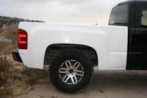 1999-2006 Chevy Silverado To 2013 Conversion Bedsides