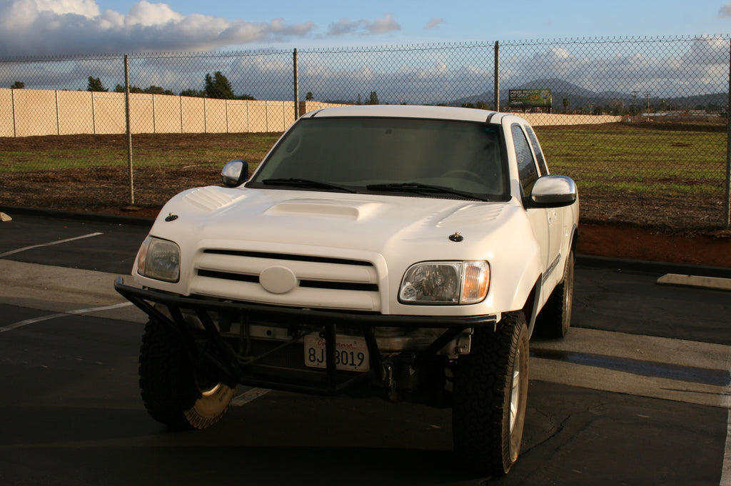 2000-2006 Toyota Tundra Access Cab One-Piece