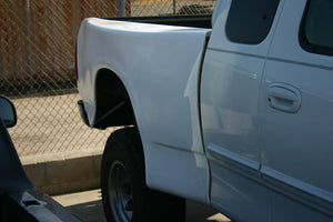 1997-2003 Ford F-150 Bedsides - Flat Top