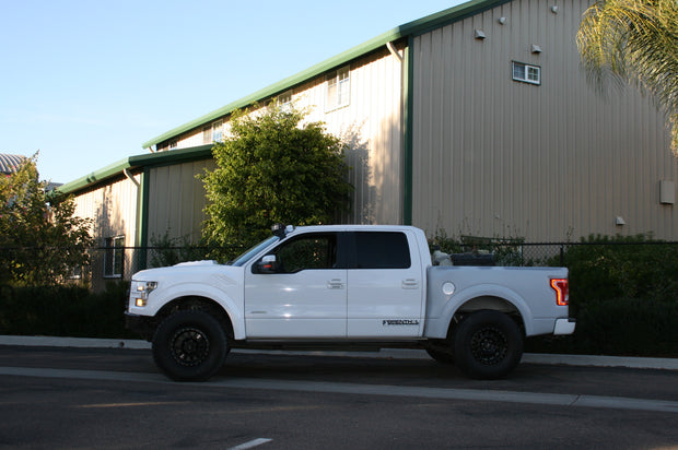 2010-2014 Ford Raptor To 2nd Gen Raptor Conversion Bedsides