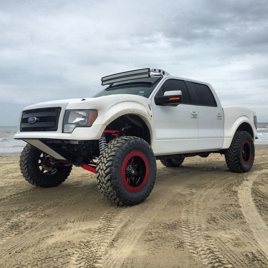 2009-2014 Ford F-150 One Piece