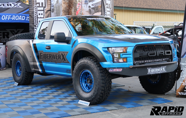 2015+ Ford F150/Raptor Luxury Prerunner One Piece