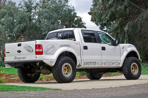 2004-2008 Ford F-150 Bedsides - TT Style