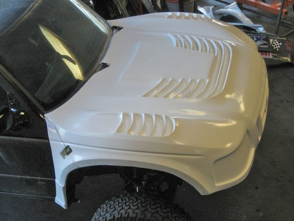 1993-2011 Ford Ranger To 2005 Expedition One Piece Conversion