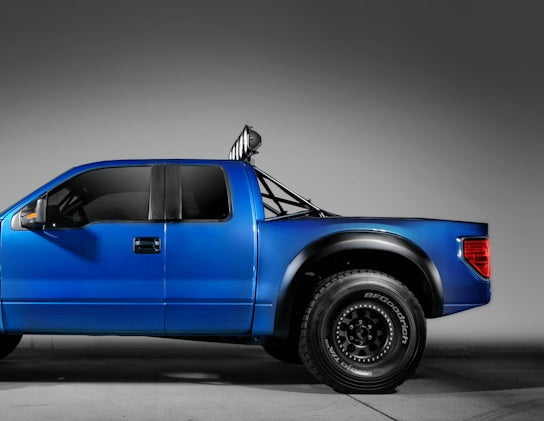 2004-2014 Ford F-150/Raptor Luxury Prerunner Bedsides